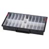 AIDRAW 6.B1 EXPLORER CASES Cassetto 60 mm con vaschette portaminuterie removibili