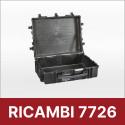 RICAMBI 7726 EXPLORER CASES