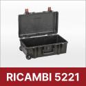 RICAMBI 5221 EXPLORER CASES