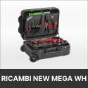 RICAMBI NEW MEGA WHEELS