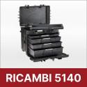 RICAMBI 5140 EXPLORER CASES