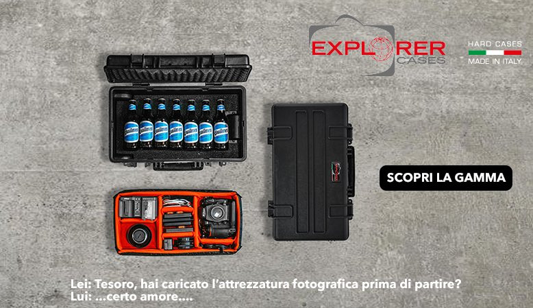 Explorer Cases Valigie Tecniche Stagne