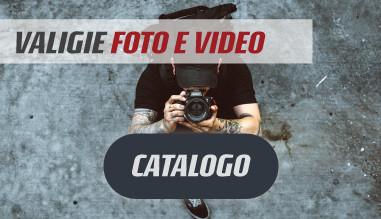 Valigia per attrezzatura fotografica e video